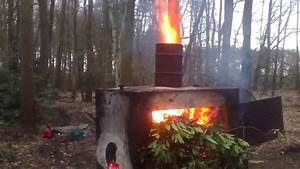 Portable Incinerator  Charcoal Oven