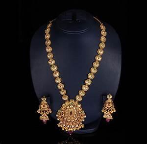 Latest gold Haram Designs 2012  Haram Earring Models ...