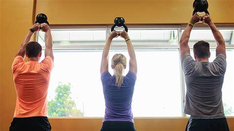 partner workout kettlebell burn boost fitness buddy anytimefitness workouts strength anytime training