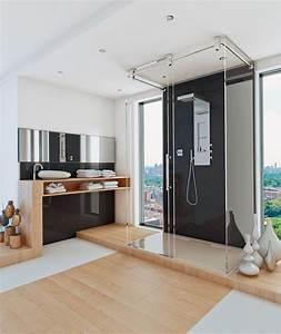 Fliesen Für Bad : duschen geht ohne fliesen hwz ~ Michelbontemps.com Haus und Dekorationen