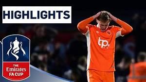 Non-league Boreham Wood Shock Blackpool   Boreham Wood 2-1 ...