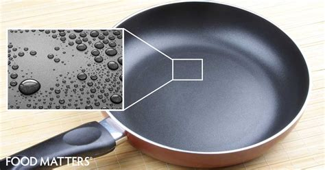 experts warn throw  conventional  stick cookware