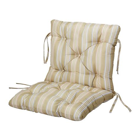 Ikea Coussin Chaise by S 196 R 214 Seat Back Cushion Outdoor Ikea