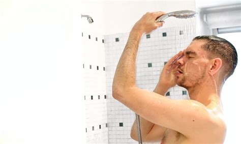Hot Or Cold Water? How To Wash Your Hair  Man For Himself