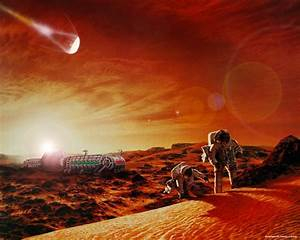 Humans on Mars: The Craziest, Weirdest, and Most Plausible ...