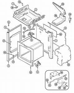 Maytag Crg9700cae Gas Range Parts