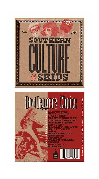 Bootleggers Choice Southern Culture Skids