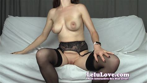 Lelu Love Stockings Garter Descriptive Joi Free Hd Porn Cf