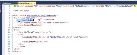 convert static pages into dynamic pages using asp net web form technet articles united