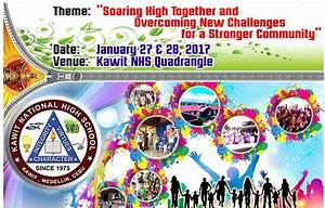 42nd Family Day And Foundation Day  Kawit National High School