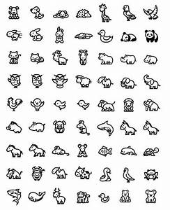 So cute tiny animals | Doodles | Tattoo drawings, Easy ...