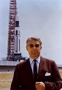 Is Wernher von Braun Spaceflight's Most Controversial ...