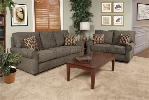 Sofa And Loveseat by Green Fabric Modern Sofa Loveseat Set W Options