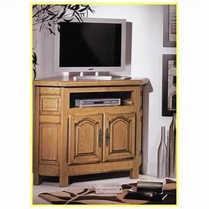 Meuble D Angle Tele : meuble t l d 39 angle d 39 annie meubles de normandie ~ Teatrodelosmanantiales.com Idées de Décoration