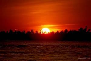 Hakeem Photography: scenery of sunset