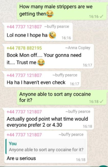 chat whatsapp conversation why him serious someone
