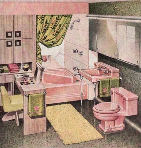 retro pink bathroom decor 17 best ideas about pink bathroom vintage on