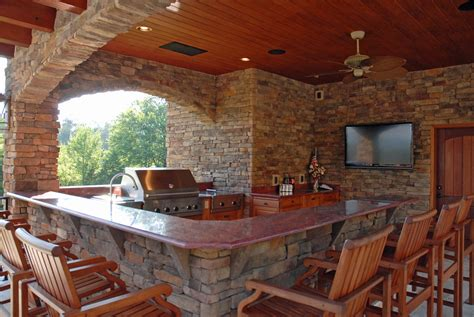 outdoor kitchen designs  marvelous midcityeast