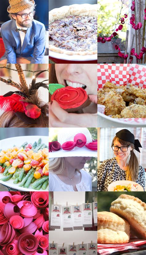 kentucky derby menu ideas kentucky derby party ideas and menu bakin bit