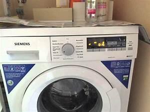 Aquastop Siemens Waschmaschine : siemens aquastop kaputt youtube ~ Michelbontemps.com Haus und Dekorationen