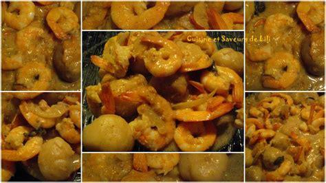 cuisine guyanaise recette dongoué de crevettes au lait de coco cuisine et saveurs