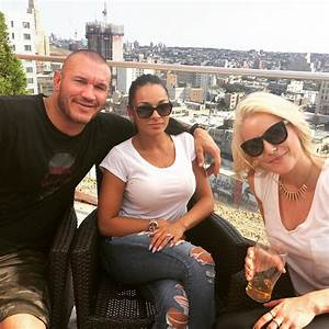 Randy Orton Posts Photo Of New Daughter Brooklyn Rose
