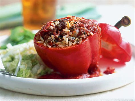 cooking light stuffed peppers stuff it 26 ways with stuffed vegetables cooking light