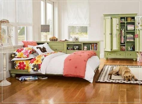 Cute & Fresh Teenage Girls Bedrooms