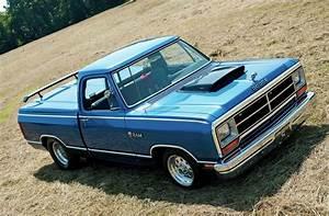 1986 Dodge Ram 100 Swb Pickup - Super Square-body