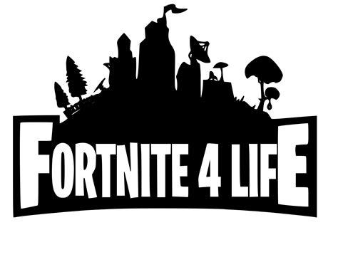 Fortnite 4 Life Svg File