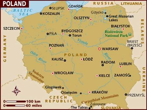 experiencing poland  dream vacation