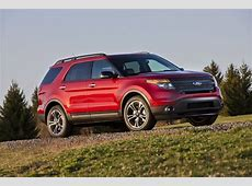 2013 Ford Explorer Review, Ratings, Specs, Prices, and