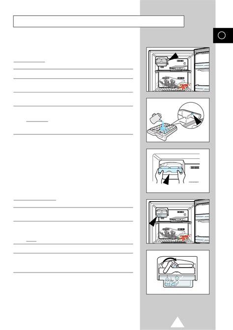 page 11 of samsung refrigerator sr 43nxb user guide manualsonline