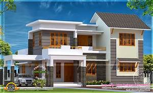 Elegant home in 1850 square feet kerala home design and for Elegant design a house for kids