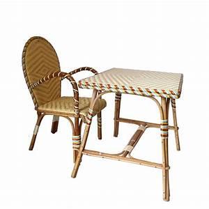 Chaise Enfant Rotin : bureau enfant rotin la marelle mobilier vintage pour enfants ~ Teatrodelosmanantiales.com Idées de Décoration