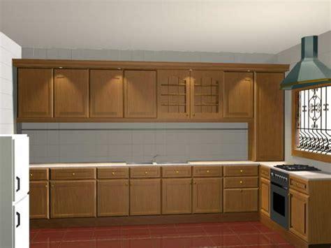 Wood Kitchen Cabinet Design 2download 3d Modelcrazy 3ds