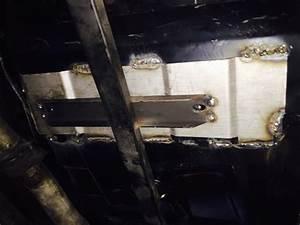Mustang Floor Pan Reinforcement Panel  79-93