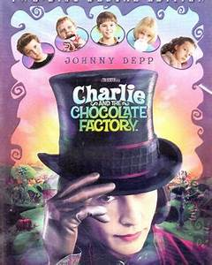 Buy CHARLIE AND THE CHOCOLATE FACTORY DVD online