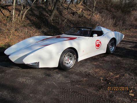 corvettes  ebay  corvette based speed racer mach