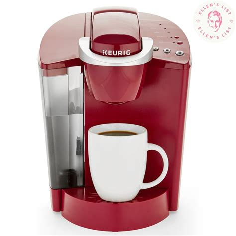 ( 4.1) out of 5 stars. Keurig K-Classic K50 Single Serve K-Cup Pod Coffee Maker   Ellen DeGeneres Favourite Things ...