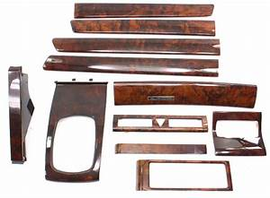 Wood Interior Dash Door Panel Shifter Set 98