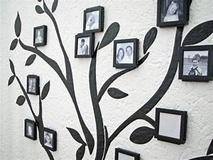 family tree wall decal flickr photo sharing With awesome family tree wall decal with frames