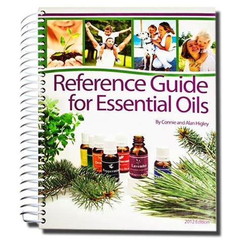 young living essential oils desk reference young living essential oils guide