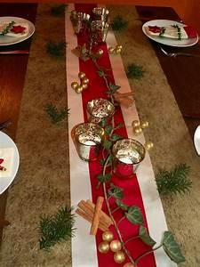 Tischdekoration Zu Weihnachten : tischdekoration weihnachten 1 die tischdekoration zu ~ Michelbontemps.com Haus und Dekorationen