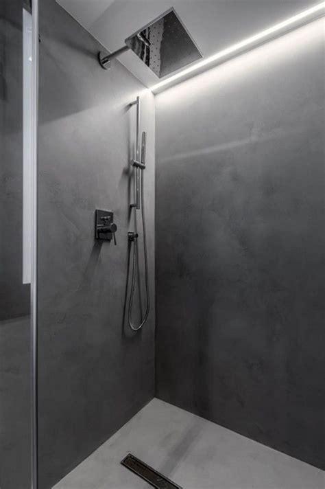 Led Deckenbeleuchtung Bad by Indirekte Led Deckenbeleuchtung Im Dusche Bereich Bad