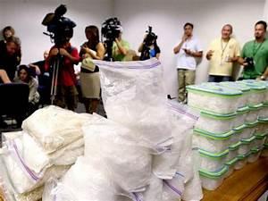Vegas cops make 212 pound meth bust, largest meth seizure ...