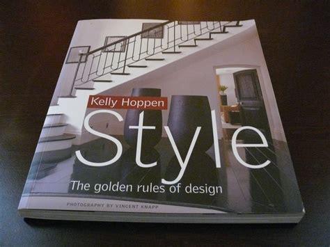 kelly hoppen style  golden rules  design