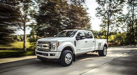 ford  series super duty limited news  information
