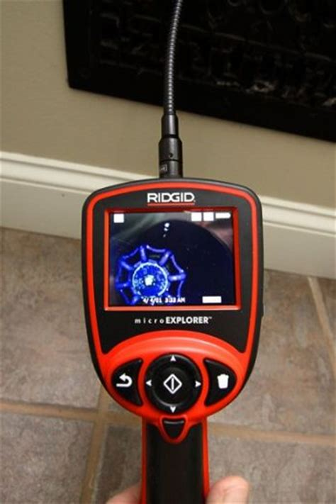 Cool Ridgid Plumbing Camera 2016