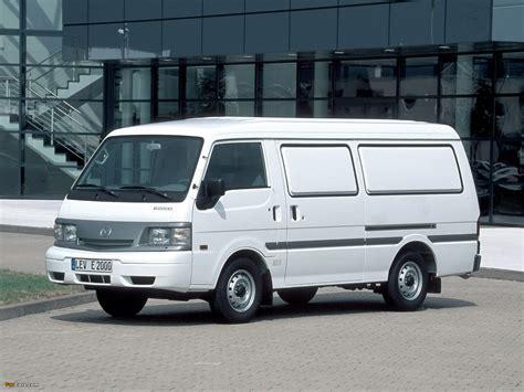 mazda van new photos of mazda e2200 van 1989 2001 1600x1200